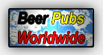 Belgian Beer Pub Map of the World
